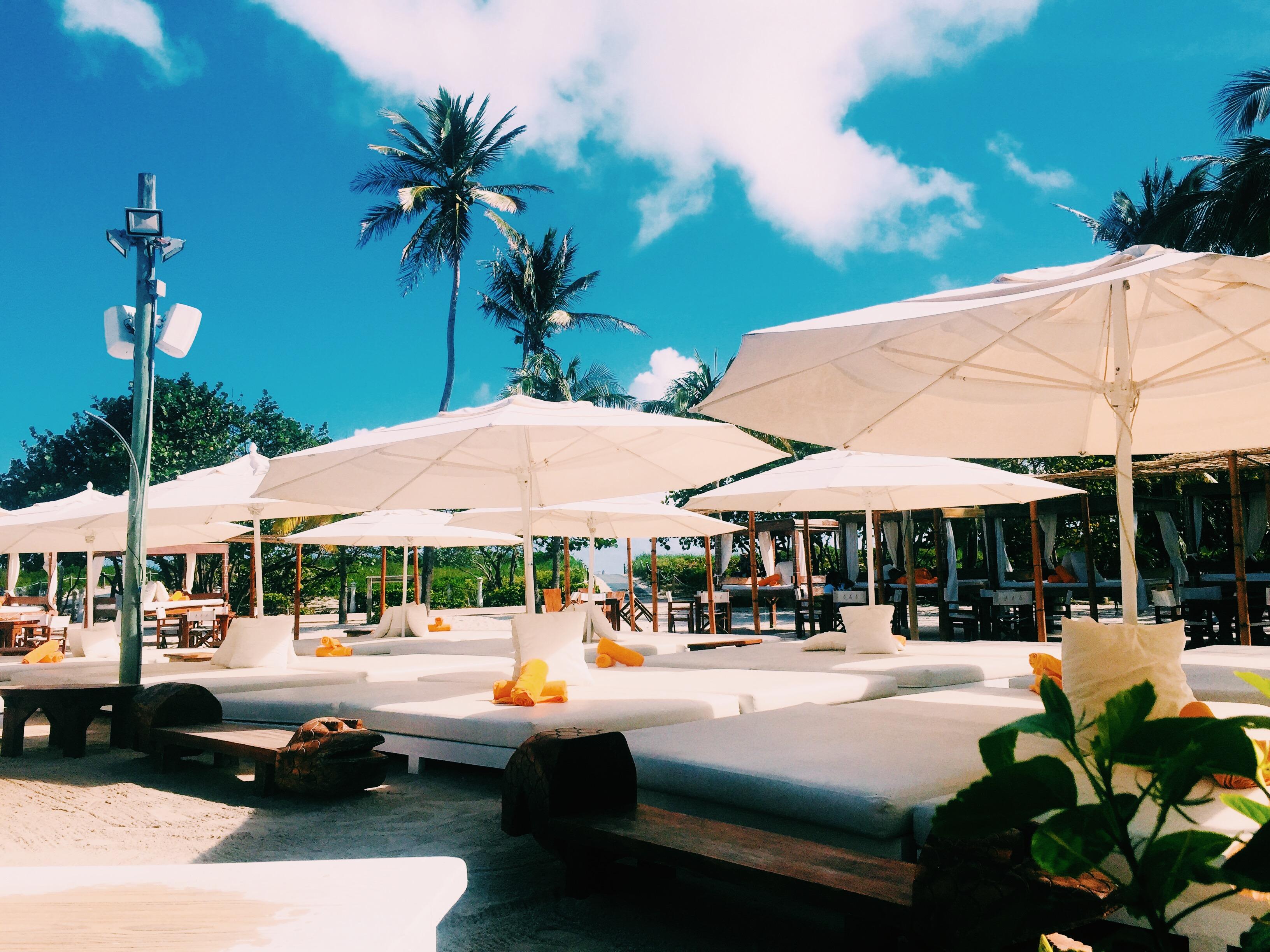 Luxury lounging awaits you at Nikki Beach
